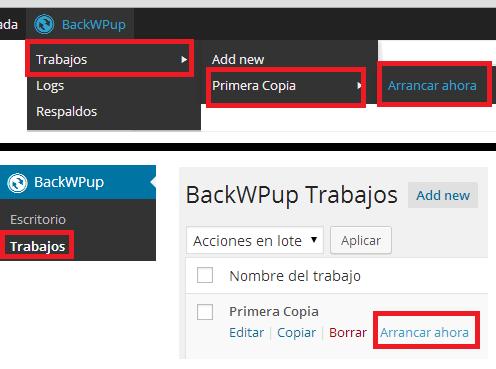 backwpup-admin-barra-arancar-ahora