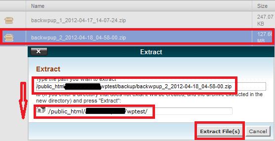 backwpup-extraer-los-archivos