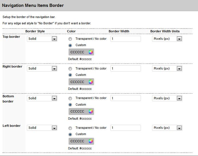 barra-navegacion-suffusion-estilo-personalizado-cabecera-borde-menu