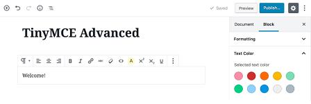 los-mejores-plugins-wordpress-tinymce-advanced