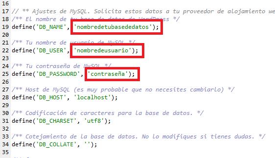 instalar-wordpress-local-editar-wpconfig