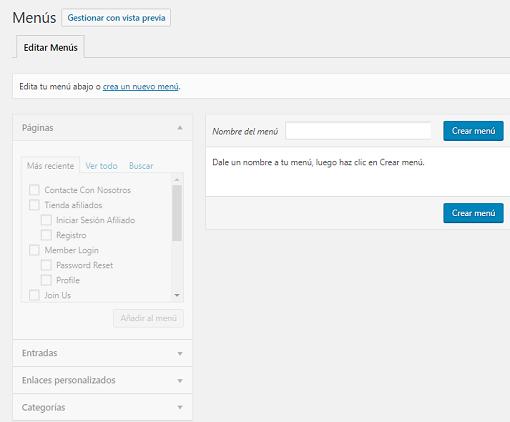 como-crear-un-menu-de-wordpress-administrador