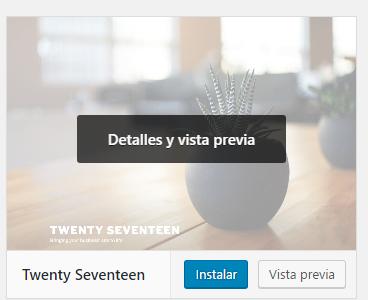 como-instalar-el-tema-de-wordpress-twenty-seventeen