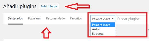 como-instalar-un-plugin-wordpress-menu-agregar