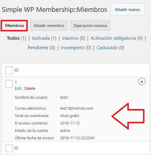 informacion-del-miembro-simple-membership-plugin
