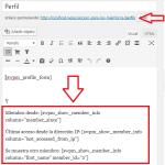 Mostrar extra información de miembros usando WP Simple Membership