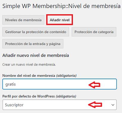 preparar-nivel-de-membresia-gratis-simple-membership-nuevo