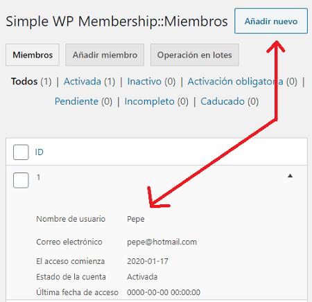anadir-nuevo-miembro-simple-membership