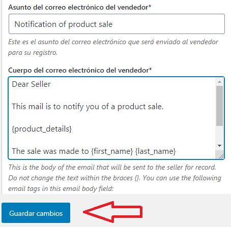 correo-electronico-vendedor-wp-express-checkout