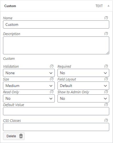 campos-texto-personalizado-form-builder-wp-simple-membership