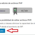 Seguridad del sistema de archivos de aiowps