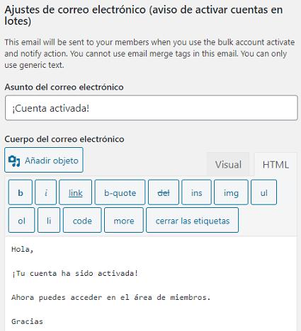 correo-electronico-activar-cuentas-lote-wordpress-simple-membership