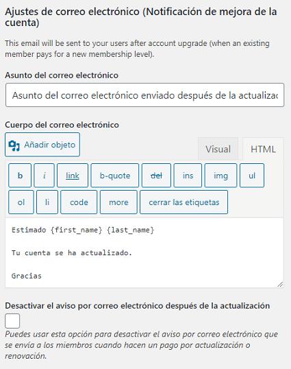 correo-electronico-notificacion-mejora-cuenta-wordpress-simple-membership