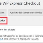 Ajustes avanzados de WP Express Checkout