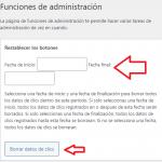 Funciones de administración de WP Affiliates Manager